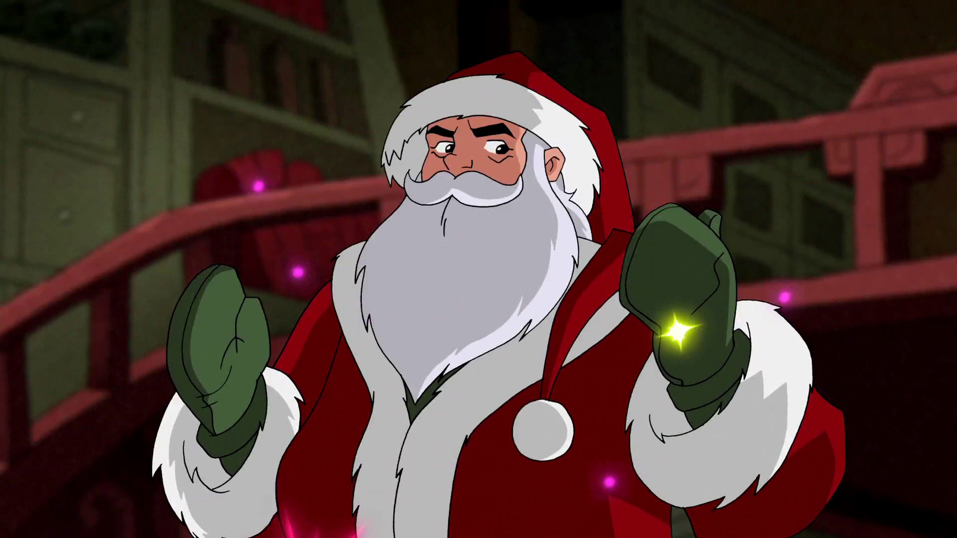 Santa Claus Cartoon Hd Images Free Download