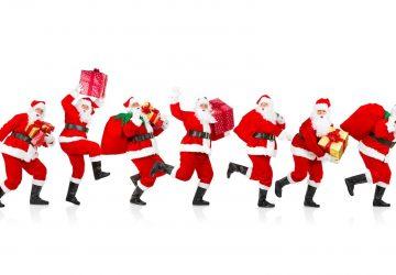 Santa Claus Desktop Wallpaper For Pc