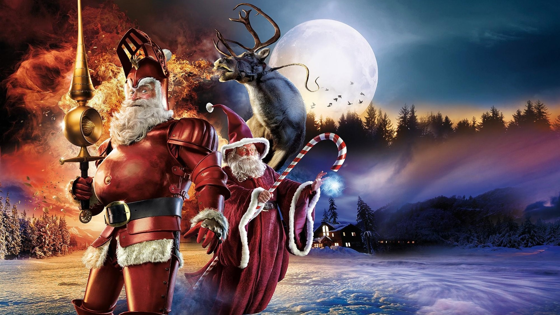 Santa Claus Funny Images Download