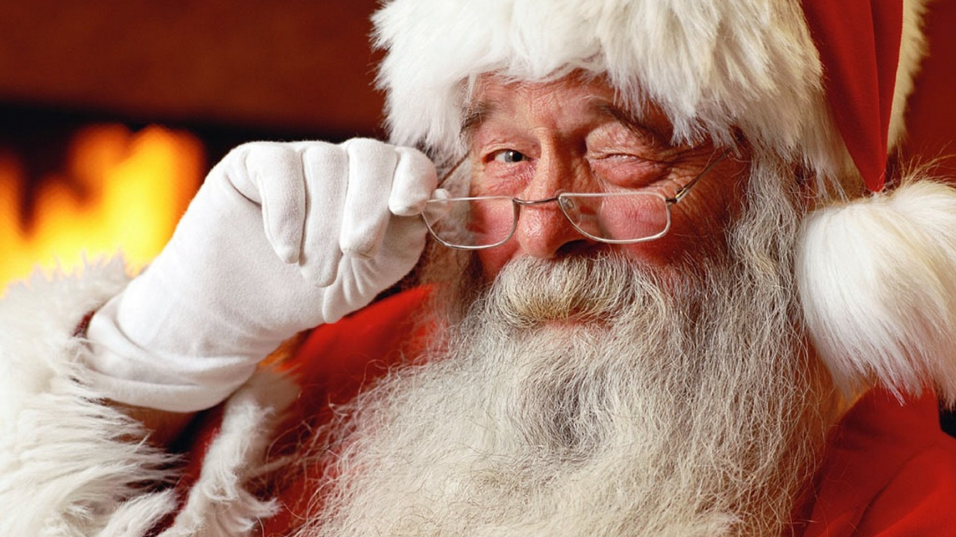 Santa Claus Funny Images