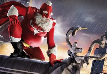Santa Claus Funny Photos Free Download
