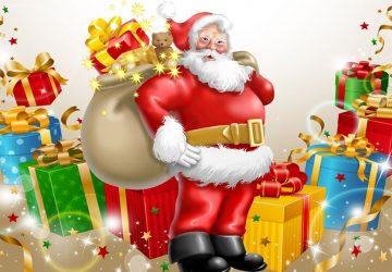 Santa Claus Hd 3d Wallpapers 1080p