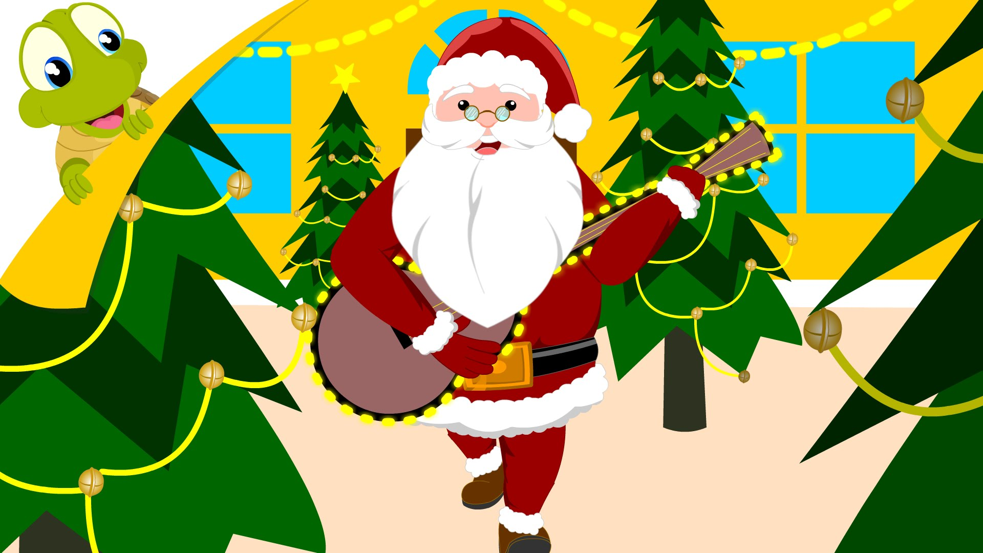 Santa Claus Hd Wallpapers 1080p