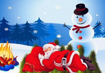 Santa Claus Wallpapers Free Download