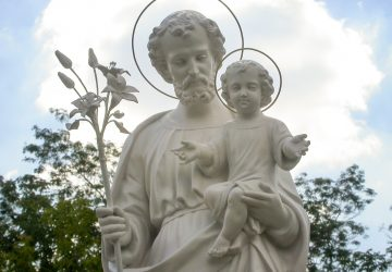 St Joseph Hd Wallpaper Free Download