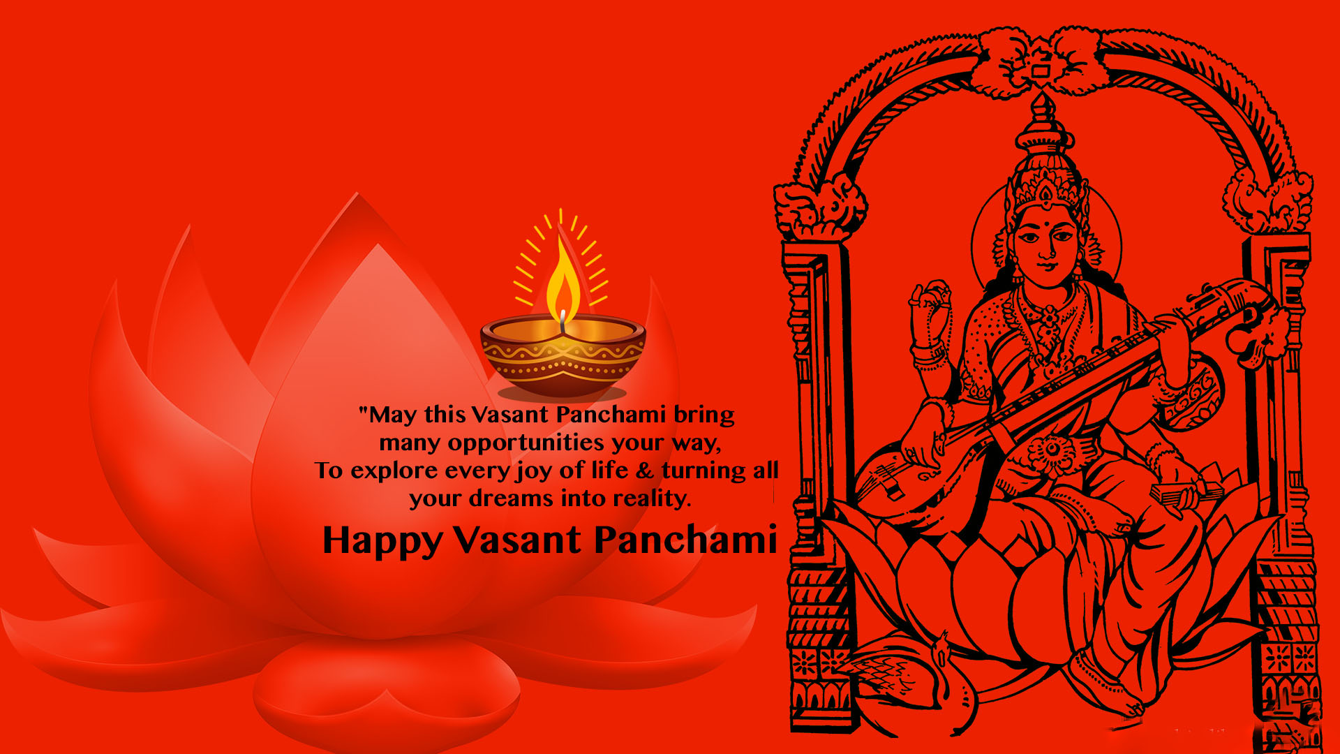Vasant Panchami Hd Wallpapers Download