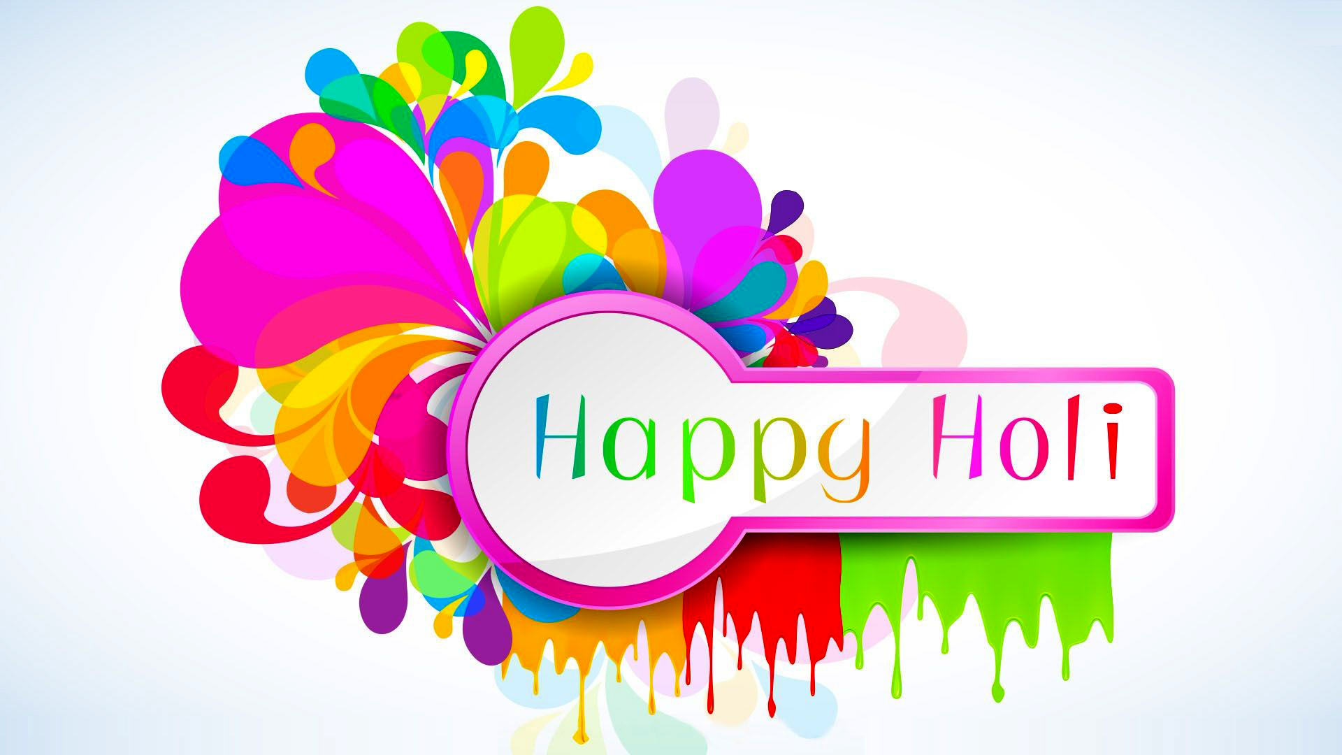 Best Collection Of Latest Holi Images High Resolution Holi Wallpapers