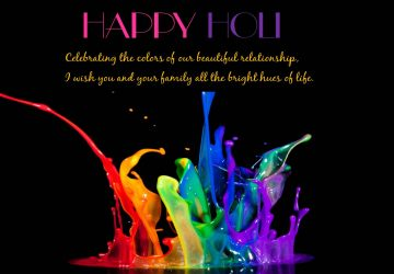 Happy Holi Quotes In English Download