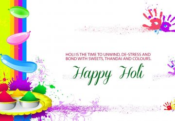 Happy Holi Wallpapers For Fecebook