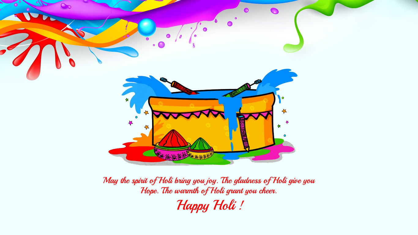 Happy Holi Wishes Wallpapers Images Photo Sms