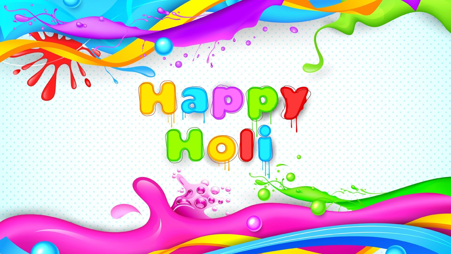 Holi Full Hd Wallpaper Free Download