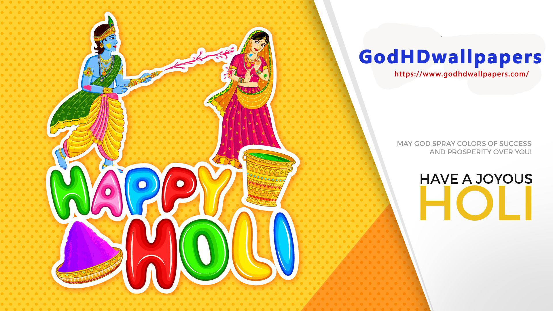 Holi Hd Wallpapers For Laptop Desktop Iphone Android Mobile