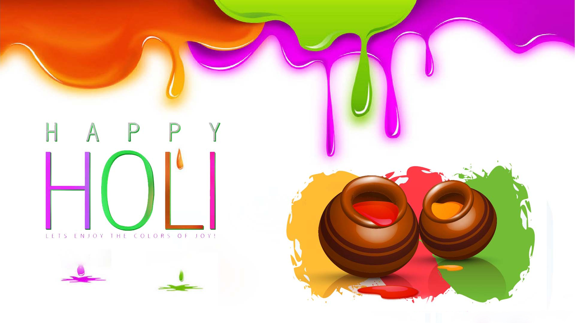 Holi Wallpapers Hd Backgrounds Images Pics Photos Free Download