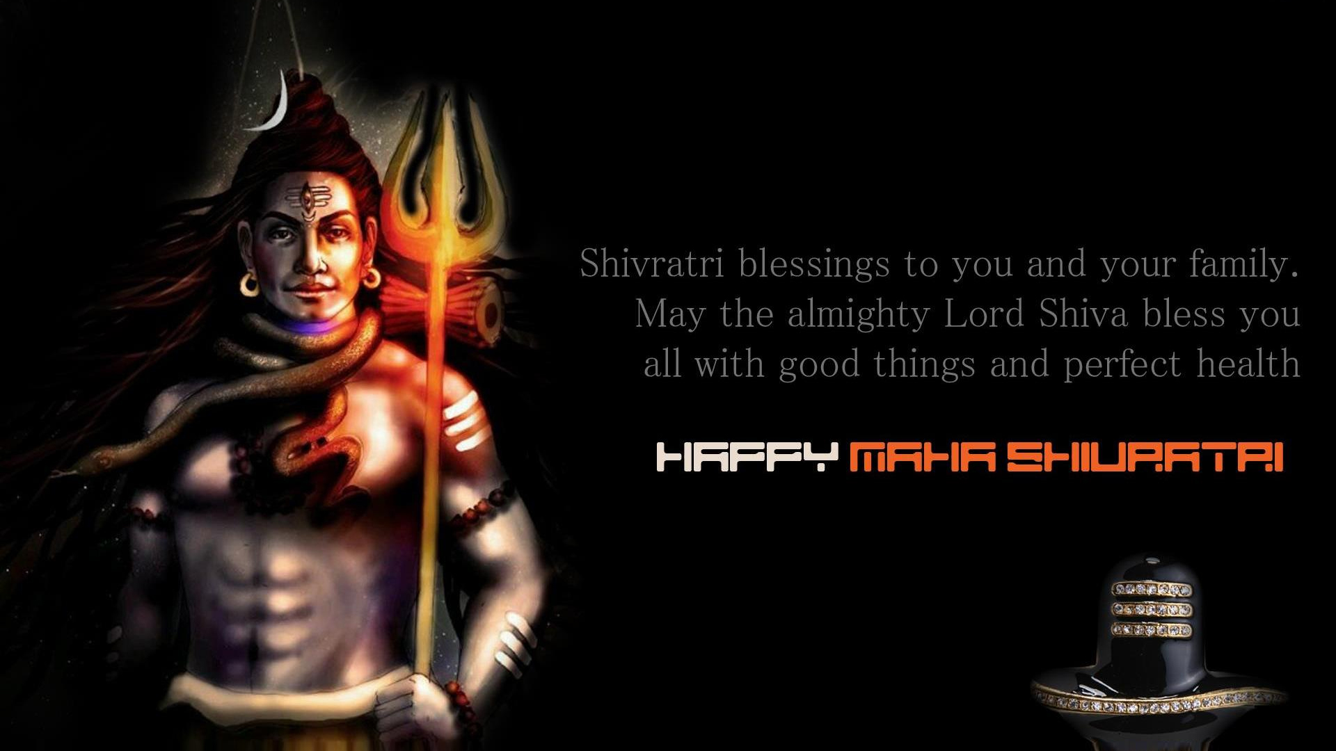 Maha Shivratri Quotes Wallpaper Download