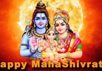 Most Beautiful Shiv Parvati Ganesh Photos For Maha Shivratri