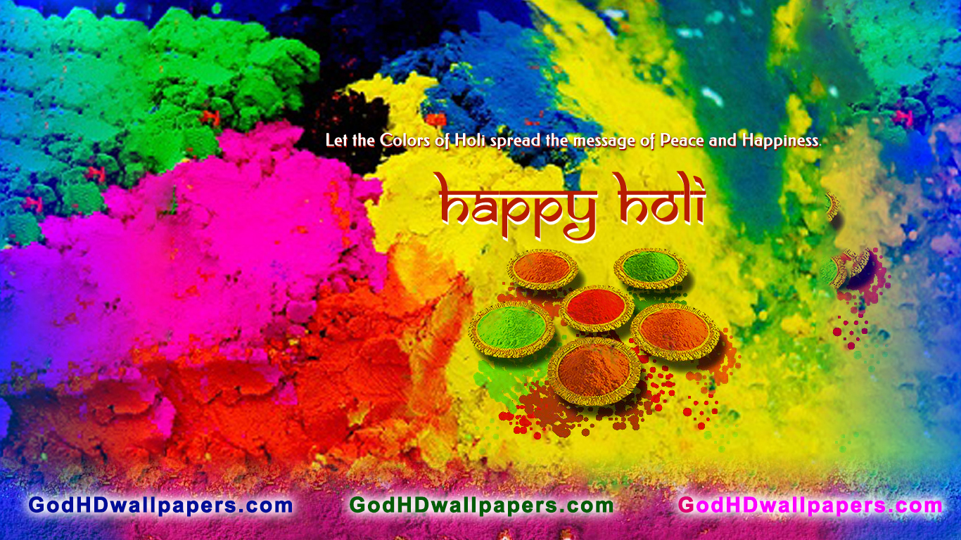 Pictures Of Holi Festival For Colouring