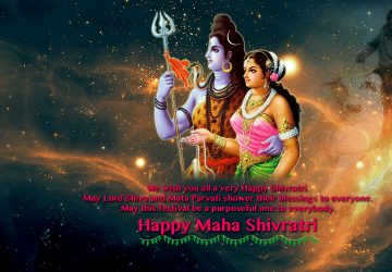 Shiv Parivar Shivratri Quotes Wallpaper Free Download