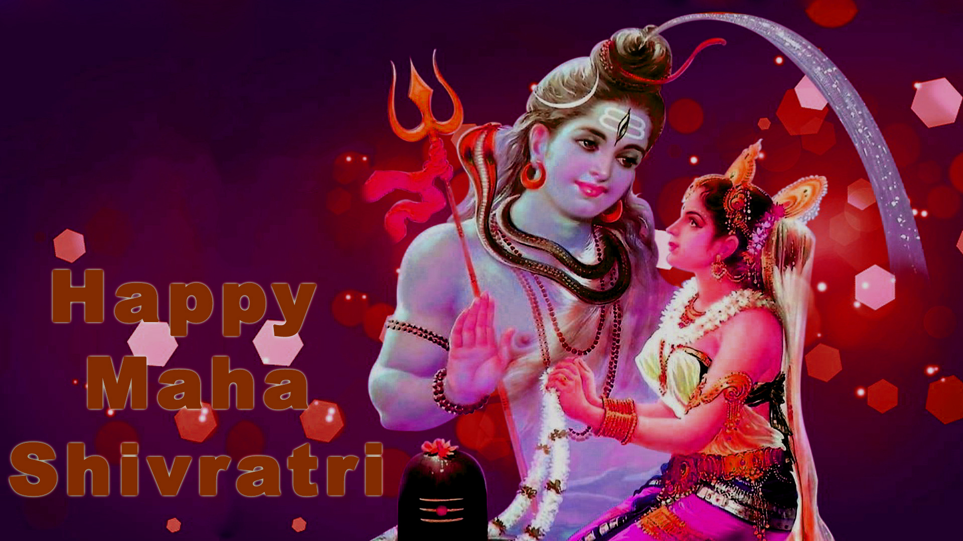 Shivratri Beautiful Pictures Of Lord Shiva And Parvati
