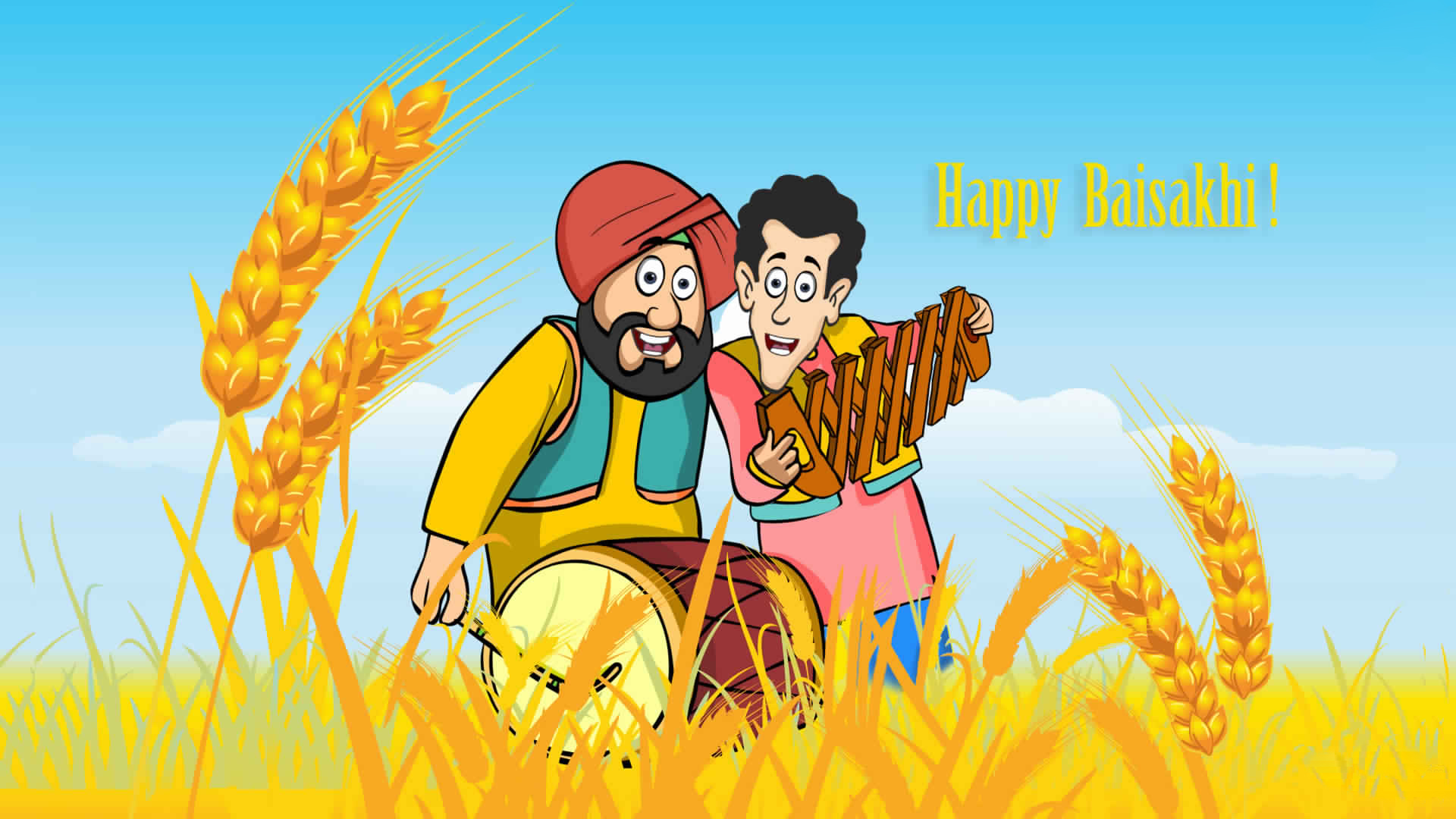Baisakhi Hd Pictures Wallpapers Pics Photo