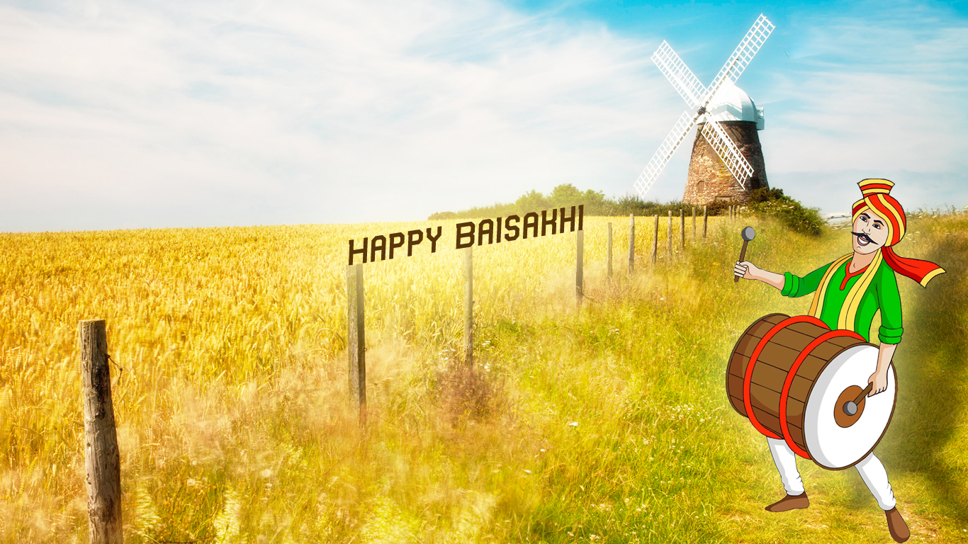 Baisakhi High Quality Wallpapers Download