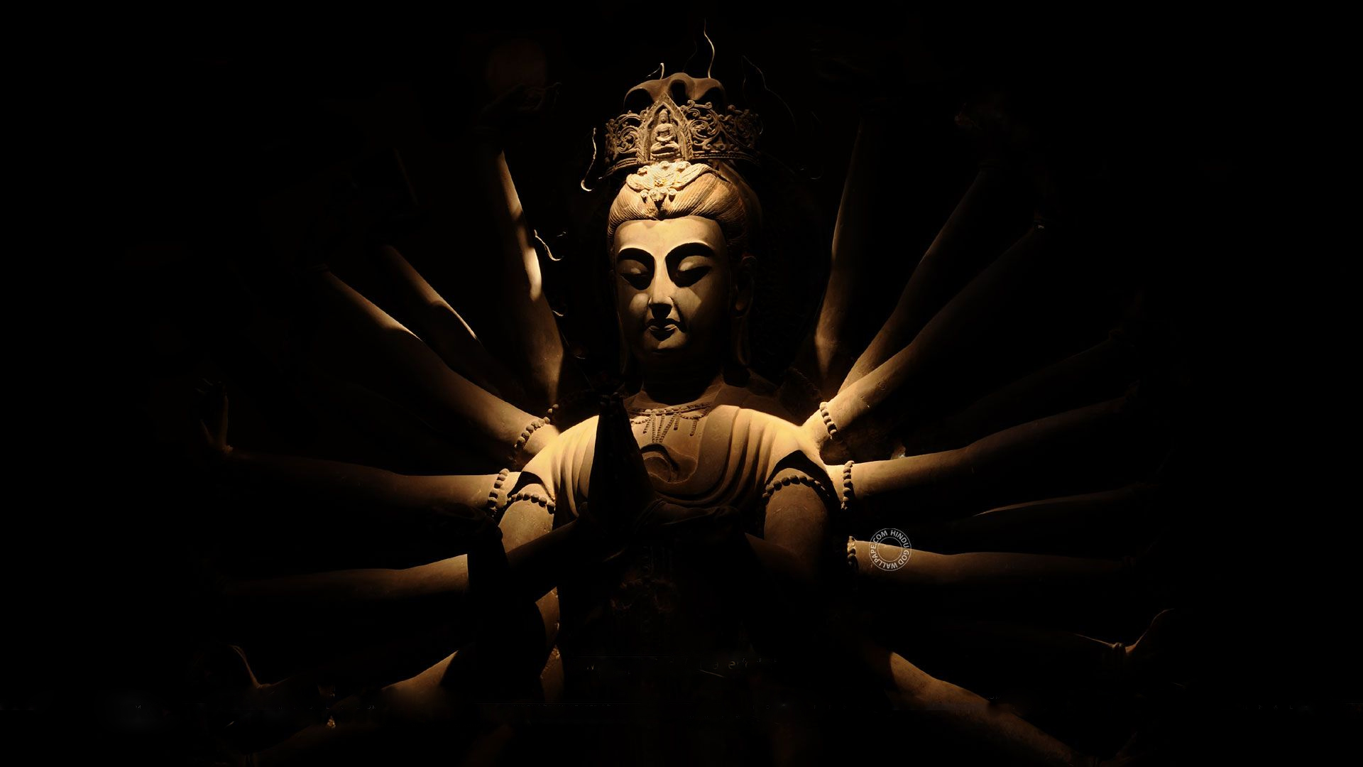 Gautam Buddha Images In Black And White