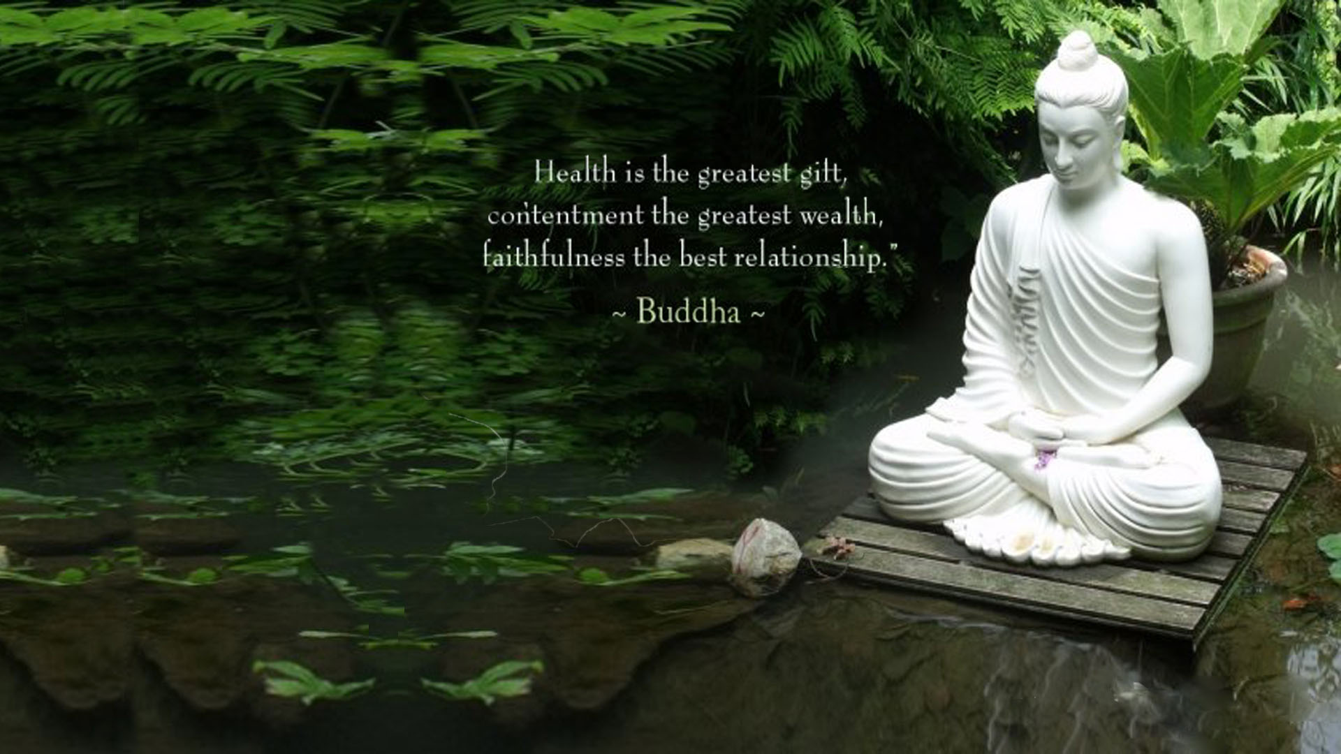 Gautam Buddha Wallpapers With Quotes