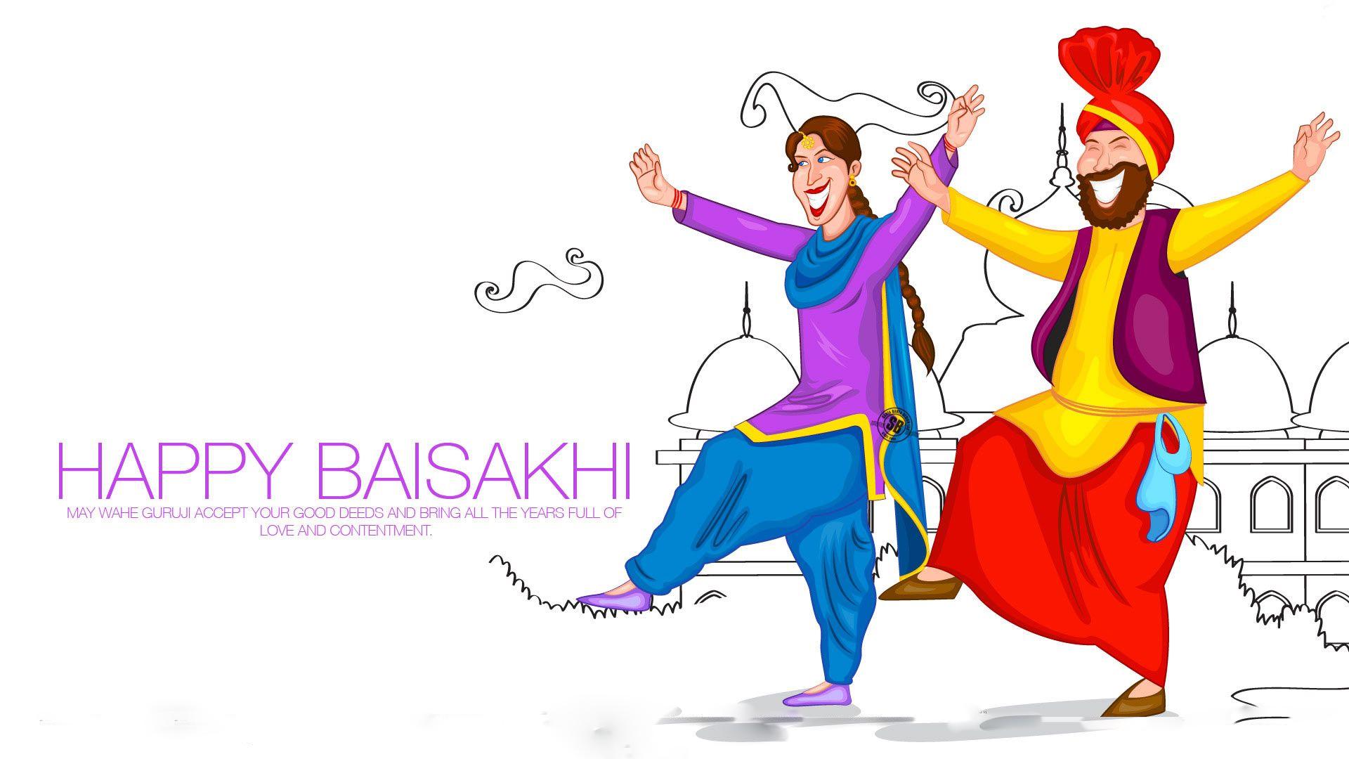 Happy Baisakhi Wallpapers 1080p Download