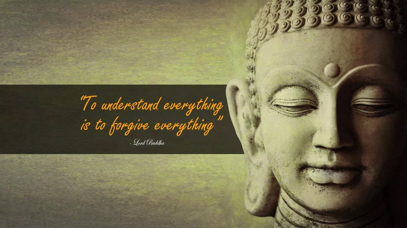 Lord Buddha Images With Thoughts